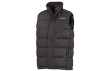 Columbia Men&#039;s Bedrock Lodge Down Vest buffalo